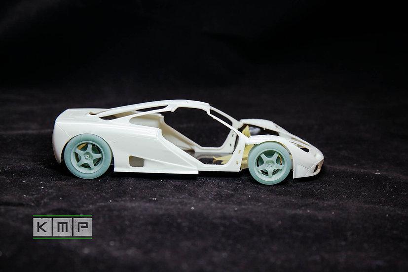 McLaren F1 GTR Short tail rims