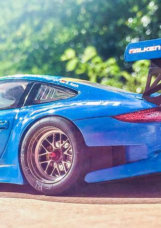 Porsche GT3 wheel bolts
