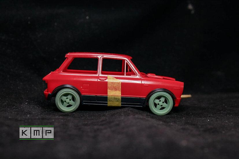 Autobianchi A112 Abarth BWA rims