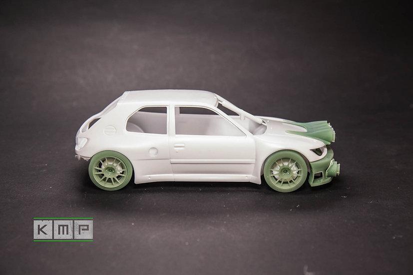SET of 5 306 maxi Evo Speedline Sanremo rims