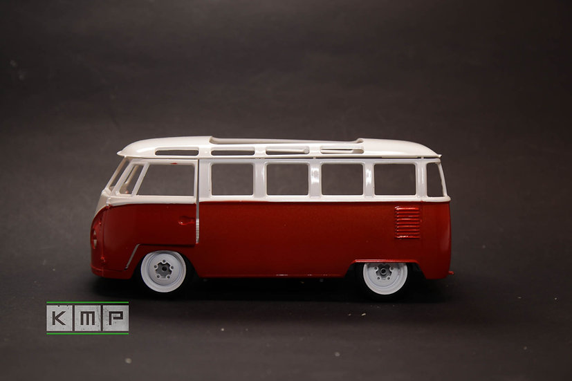 VW Samba bus Custom 18in smoothies
