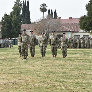 311th Sustainment Command -Change of Command