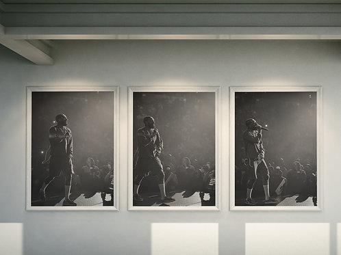 Nipsey Hussle Wall Art Series