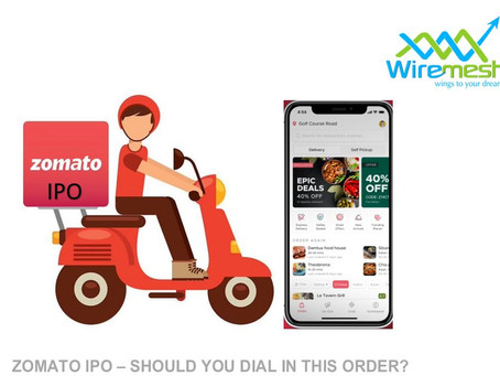ZOMATO IPO – SHOULD YOU DIAL IN THIS ORDER?