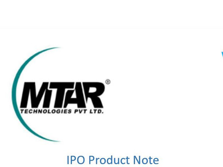 MTAR IPO - SHOULD YOU SUBSCRIBE?