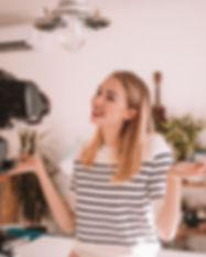 女Vlogger