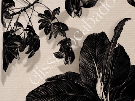 las hojas