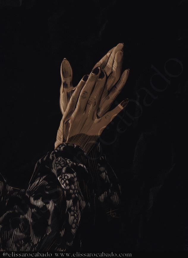flamenco hands