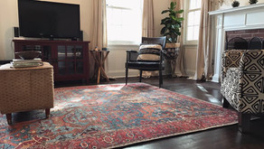 Nashville Rugs: 5 Rugs in home in Middle Tennessee