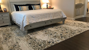 How to Place a Rug in Your Bedroom & What Size to Get