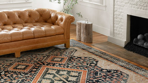 Why we carry one of the largest selections of area rugs in Nashville: