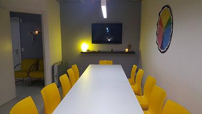 Sala de cursos Portal Quântico