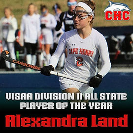 Congratulations to Alexandra Land for be