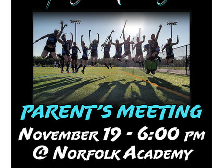 Parent's Meeting
