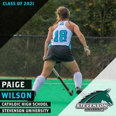 Paige Wilson