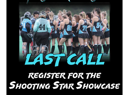 Shooting Star Registration Open