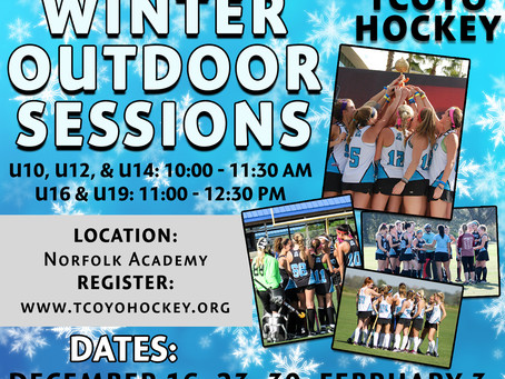 Winter Outdoor Sessions