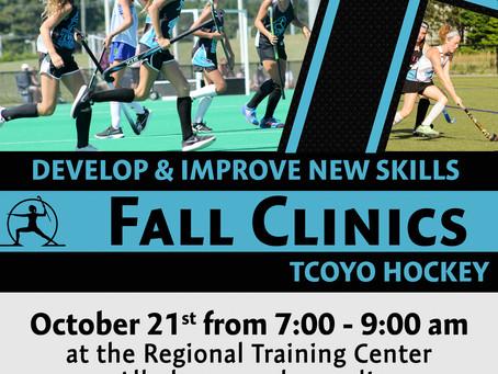 Fall Clinic