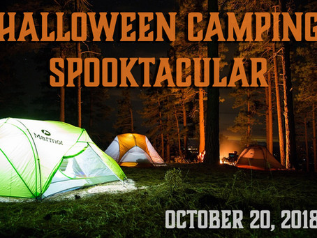 TCOYO Halloween Camping