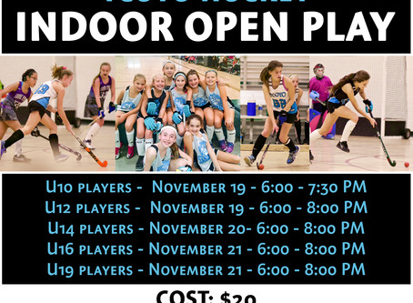 TCOYO Indoor Open Play