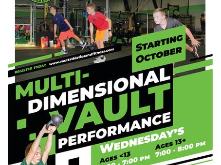 Multi-Dimensional Vault Performance