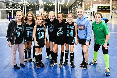 TCOYO u12 did a great job at NITs finish