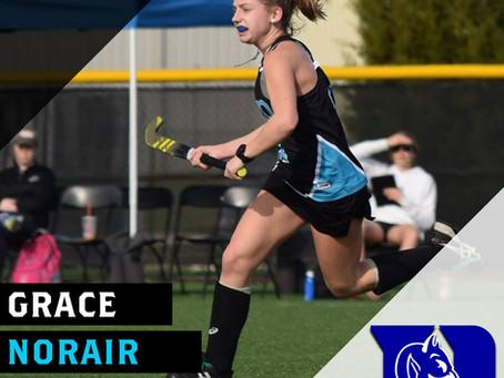 Grace Norair Commits to Duke