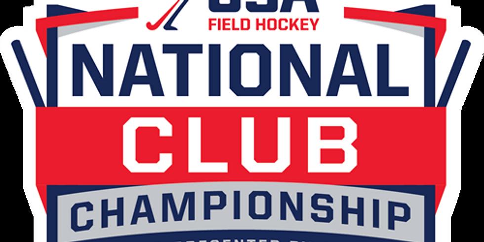 U14 National Club Championship