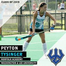 Peyton Tysinger