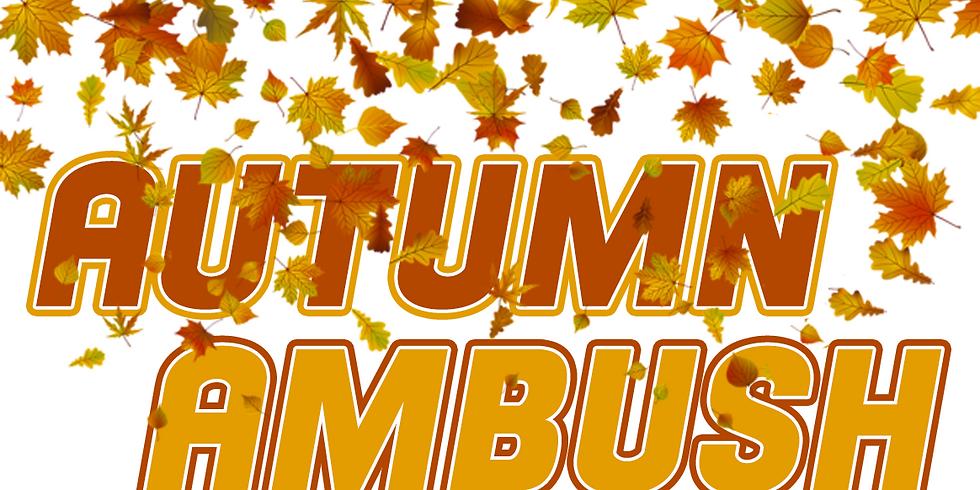 Fall Academy - Autumn Ambush Series