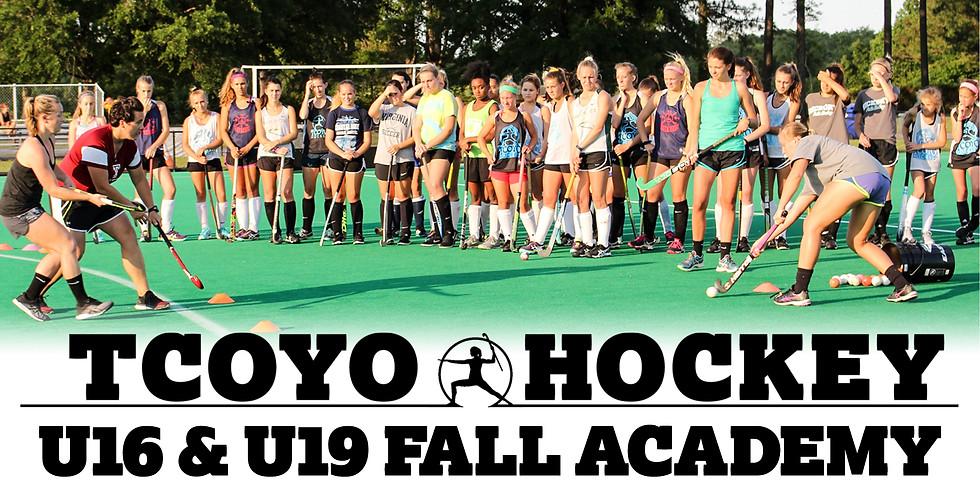 U16 & U19 Fall Academy