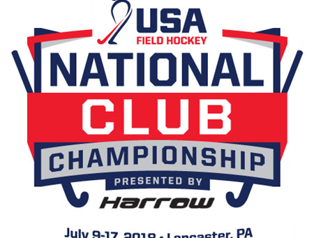 National Club Championship Schedule