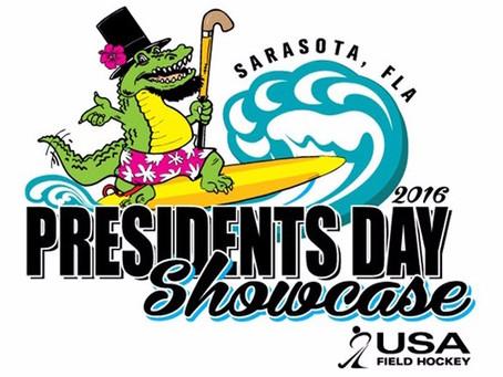 2016 President's Day Tournament