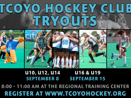 TCOYO Fall Tryouts