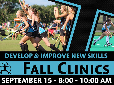 TCOYO Fall Clinic still on