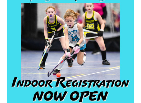 Indoor Registration Open