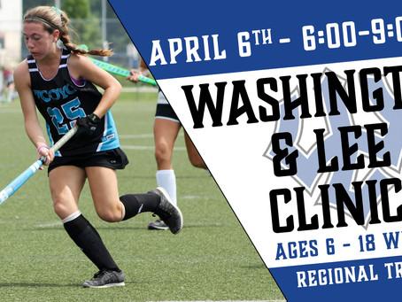 Spring Clinic - Washington & Lee Staff
