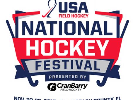 National Hockey Festival Schedule