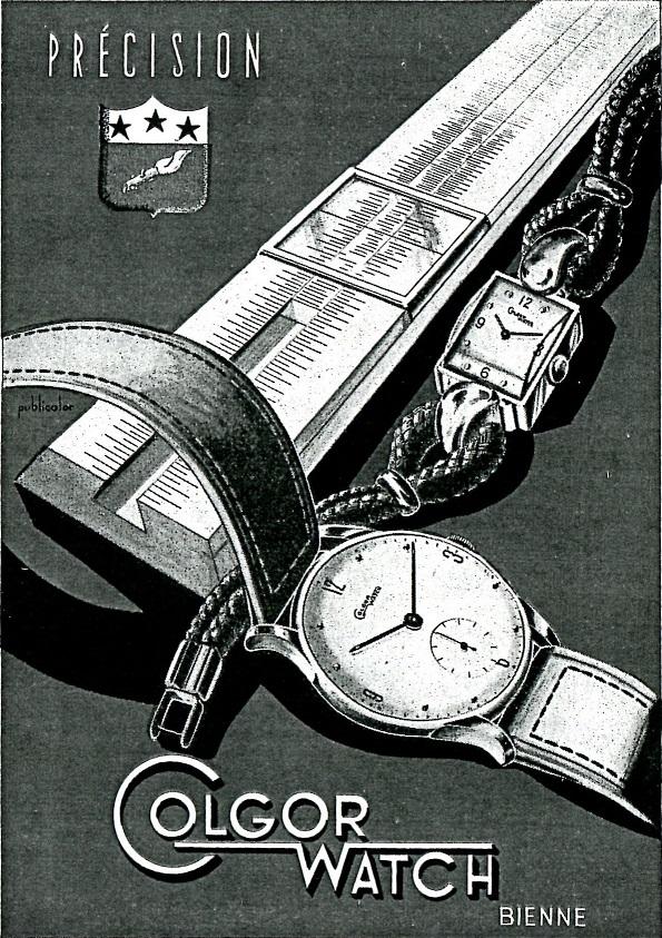 COLGOR est. 1936