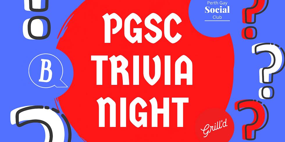 PGSC Trivia Night