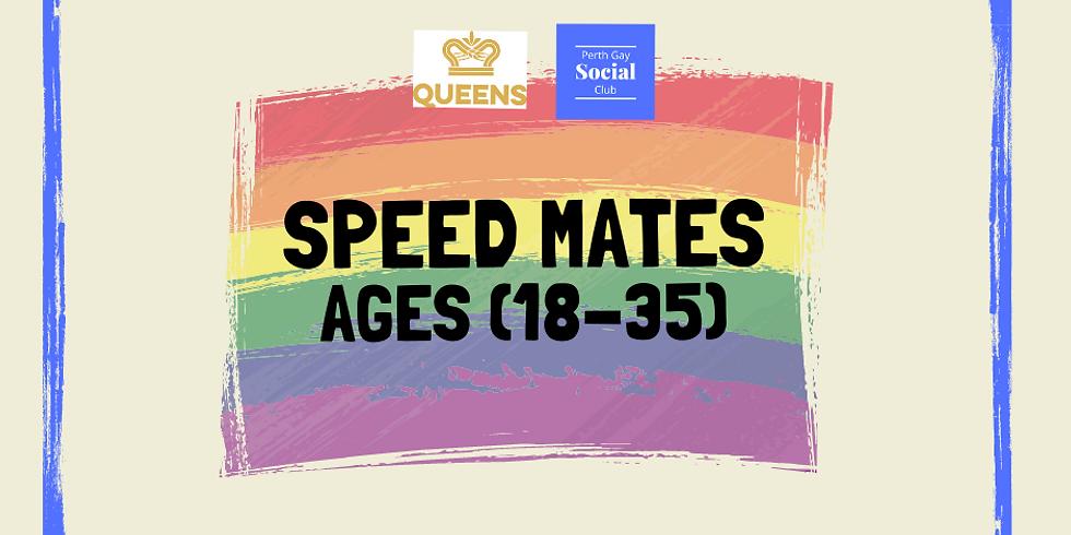Men's Speed Mates (Ages 18 - 35)