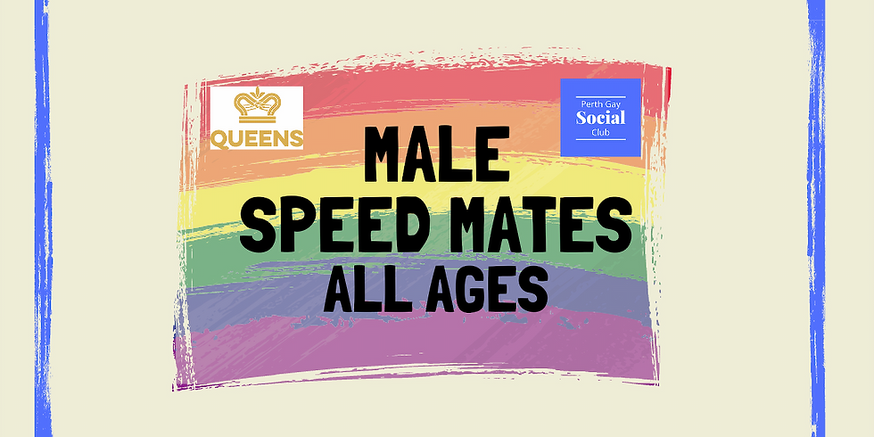 Men's Speed Mates (All Ages)