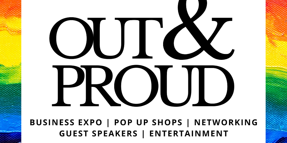 Out & Proud Expo BUSINESSES ONLY