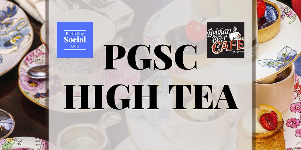 PGSC High Tea