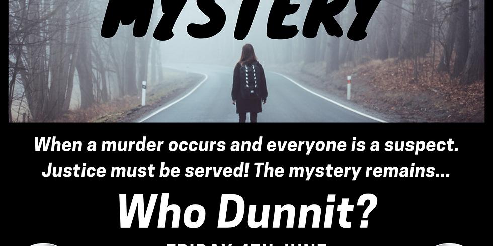 PGSC Murder Mystery