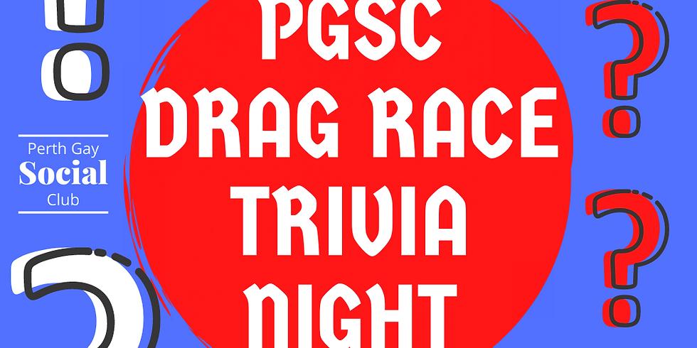 "PGSC ""Drag Race"" Trivia Night"