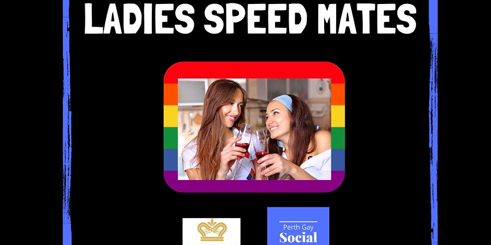Ladies Speed Mates