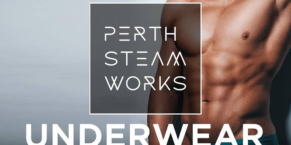 Underwear Party @ Steamworks