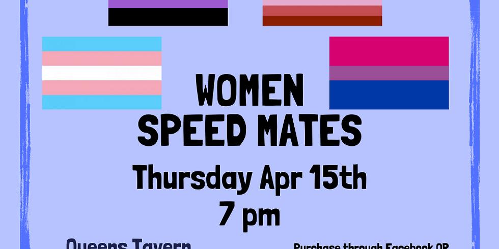 Women Speed Mates
