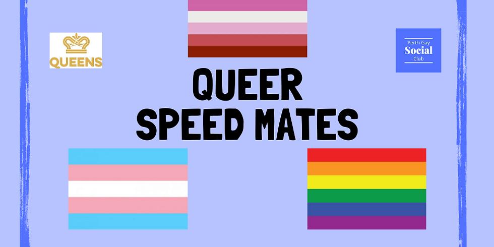 Queer Speed Mates